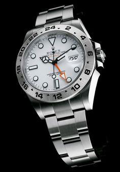 La Cote des Montres : La montre Rolex Oyster Perpetual New Explorer II - La montre de l'exploit