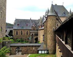 Solingen Castle, near Wuppertal - worth a visit for sure.