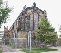 """""""IS NOTHING SACRED?"""" (...NOT IF IT'S IN CLEVELAND...)  Preservation Sans Politics  
