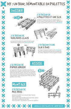 Diy Furniture Couch How To Make - New ideas Palette Furniture, Pallet Furniture Designs, Pallet Garden Furniture, Wooden Pallet Projects, Pallets Garden, Pallet Ideas, Furniture Ideas, Resin Patio Furniture, Diy Furniture Couch