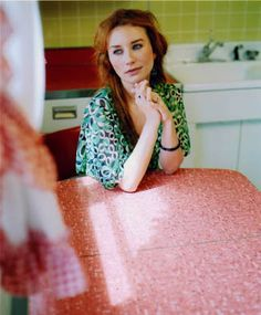Tori Amos (i used to own this poster): for her magical music with lyrics that touch my heart. Her piano playing brings me to tears at times.