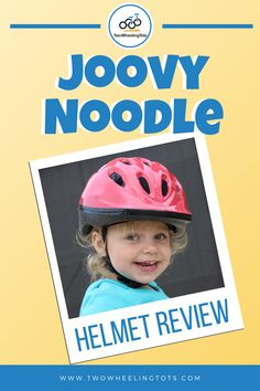 The Joovy Noodle may be a basic, affordable kids helmet, but it's one of our favorites. Watch the full video to find out the top 4 reasons kid and moms love this Joovy helmet! Kids Helmets, Bike Equipment, Cycling Accessories, Hydration Pack, Kids Bike, Bicycle Helmet, Noodle, How To Find Out, Watch