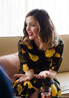 Friendship, Support and Self-Deprecation: Rose & Laura / Rose Byrne, Laura Brown, Pardon My French, Podcast / Garance Doré