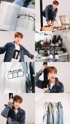 BTS Aesthetic Wallpapers — ; { Jhope & V Aesthetic Wallpaper / Lockscreen...