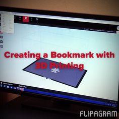 Highlights from our experience creating a bookmark with a 3D printer this summer! #makerbot #vidorisd #librarianstakeover #librariesofinstagram #texasteachers #teachersfollowteachers #teachersoftpt ♫ Hans Zimmer - Dream Within a Dream Made with Flipagram - http://flipagram.com/f/bGcaucdT30
