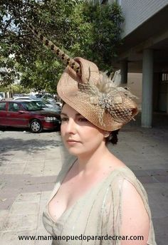 Women S Fashion Discount Codes Info: 1342385652 Millinery Hats, Fascinator Hats, Fascinators, Headpiece Wedding, Bridal Headpieces, Philip Treacy Hats, African Hats, Costume Hats, Cocktail Hat