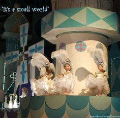 """it's a small world"" ~ Fantasyland ~ Magic Kingdom ~ Disney World"