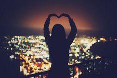 <3 city lights