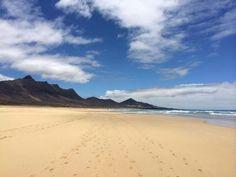 Playa de Cofete. Fuerteventura