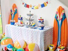 BEACH POOL PARTY IDEAS Birthdays and Birthday party ideas