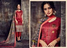 7cb90bd3b1 Indian style pashmina dress material catalog supplier in surat. Castillofab  is belliza bliss pure pashmina dress material wholesale catalog supplier at  ...