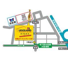 Plan your visit to LEGOLAND® Discovery Center osaka