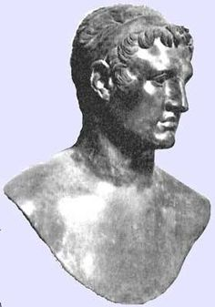Ptolemy I, Egyptian Name: Setepenre-Meryamun: Chosen of Ra, beloved of Amun Founderof  the Ptolemaic Dynasty of Egypt. Ptolemy1was  a favorite general of Alexander the Great and became ruler after his death.