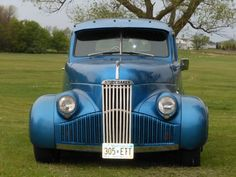 1947 studebaker hot rod