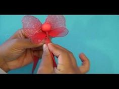 Fabrication d'un angelot en collant / Nylon Angel Doll - YouTube