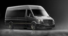 Merc Sprinter by Carlex Design is VIP 'Chariot Of The Gods'