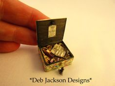 From DJD12th scale lady's French style by DebJacksonDesigns