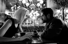 Jamel Debbouze and Rie Rasmussen - Angel-A, Luc Besson