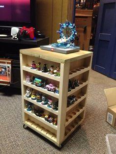 Lego Dimensions Storage