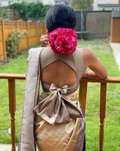 Blouse Back Neck Designs, Fancy Blouse Designs, Designs For Dresses, Saree Blouse Designs, Blouse Patterns, Choli Blouse Design, Blouse Styles, Stylish Blouse Design, Shilpa Shetty