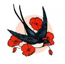 Картинки по запросу птицы рисунки ласточки