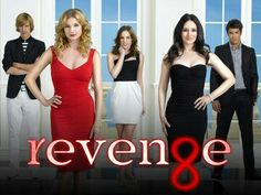 Revenge - Love this show, and it's only like the BEST show EVERRR!!!