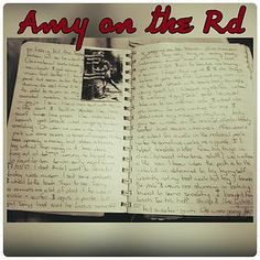 Amy on the Rd - travel fiction by Ann K Addley