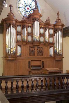 Groningen Luthersekerk - Edskes orgel