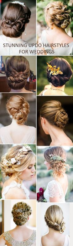 35 Fabulous Low Updo Wedding Hairstyles For Every Bride - 35 stunning low updo wedding hairstyles for every bride