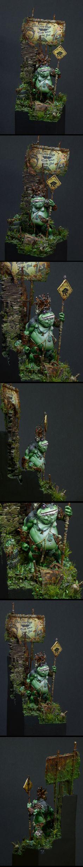 Quak! Frogs X-ing