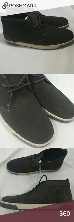 Brand new Clark's men Leather  shoes sz 13 New leather shoes size 13.men. Brown color Shoes Boat Shoes