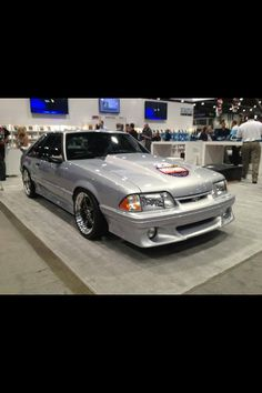 Mustang King Cobra, Love Car, American Muscle Cars, Hot Cars, Buick, Cadillac, Ford Mustang, Chevy, Jeep