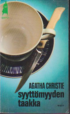 Syyttömyyden taakka (SaPo) - Christie Agatha - 10,00 EUR