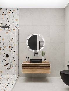 Small Bathroom Paint, Small Bathroom Layout, Bathroom Design Inspiration, Bathroom Design Luxury, Bathroom Furniture, Interior Design Living Room, Behance, Decoration, Home Decor