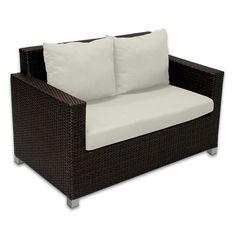 Skye Venice Loveseat with Cushions