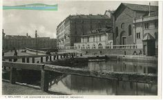 Foto e cartoline storiche | Navigli Lombardi