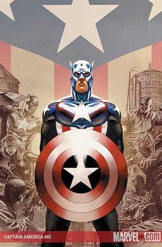 Steve Epting - Captain America