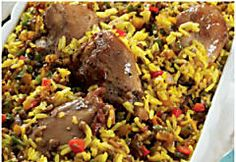 Try your hand at this easy lamb biryani recipe Lamb Biryani Recipes, Oxtail Recipes, South African Recipes, Indian Food Recipes, Vegan Recipes, Milk Tart, Tomato Relish, Vegan Animals, Yum Yum Chicken