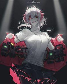 Bleach Anime, Dark Anime, Yandere Anime, Anime Manga, Dark Fantasy, Fantasy Art, Character Concept, Character Art, Anime Devil