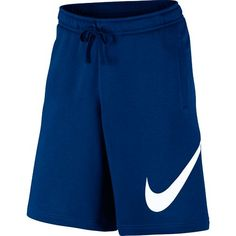 Nike Men's Nike Sportswear Short (Blue Jay/White, Size X Large) - Men's Athletic Apparel, Men's Athletic Performance Bottoms at Academy Sports