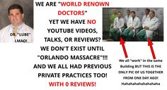 """DOCTORS ARE FAKE AT """"ORLANDO MASSACRE. SEE THE PROOF"""" (9 min) Oh yeh, you need to see this. It's REALLY time to wake up, people!"""