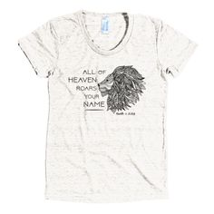 All Of heaven Roars - Charlotte Rose Boutique -   - 1