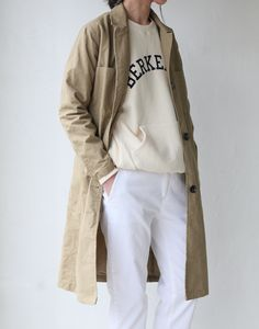 team spirit, monotone and classed up with a trench