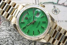 ROLEX DAY DATE STELLA REF 1803 for sale by a trusted dealer on Rolex Passion Market, the No.1 Vintage Rolex Marketplace!