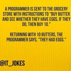 #programming #programmer #code #coding #developer #developing #develope #IT #jokes #joke #mem #mems #PHP #cpp #phyton #SQL #Windows #Mac #osx #Microsoft #Apple #Unix #linux #ubuntu #visual #studio #Java #JavaScript #cloud by it_jokes