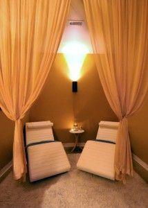 @Trish McMonigle Harrold, Stl small spa offering nice extras.