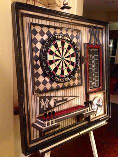 New York Yankees single dartboard