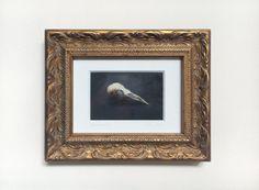 Beauty Bone Deep - Archival Pigment Print of an Original Oil Painting by Artist Brooke Figer