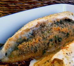 Stuffed Baked Trout Recipe - Food.com