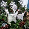 http://ourfairfieldhomeandgarden.com/rustic-watering-cans-windowboxes-more/